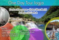 ONE DAY TOUR JOGJA TERBAIK