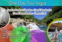 ONE DAY TOUR JOGJA MURAH