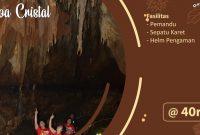 Harta Tiket Masuk Goa Cristal